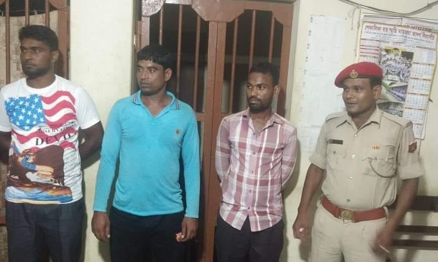 Assam: 3 Bangladeshi nationals remanded to further police custody
