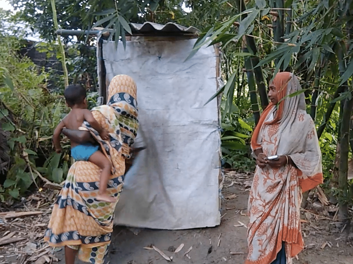 Assam: How ghost beneficiaries are cleaning up Swachh Bharat funds