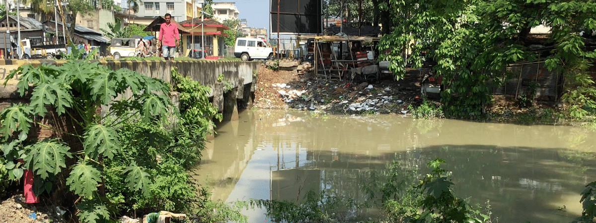 Assam's rivers are turning into a dumping ground