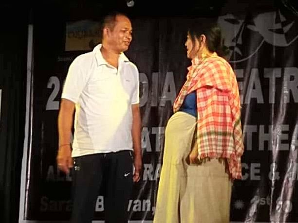 Manipuri play steals the show at Indian Theatre Olympiad