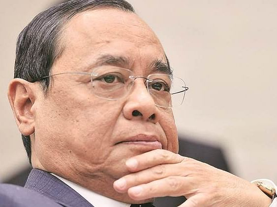 Things have gone too far: CJI Gogoi on sexual harassment charges