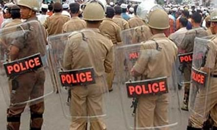 Security beefed up in Tripura ahead of Durga Puja