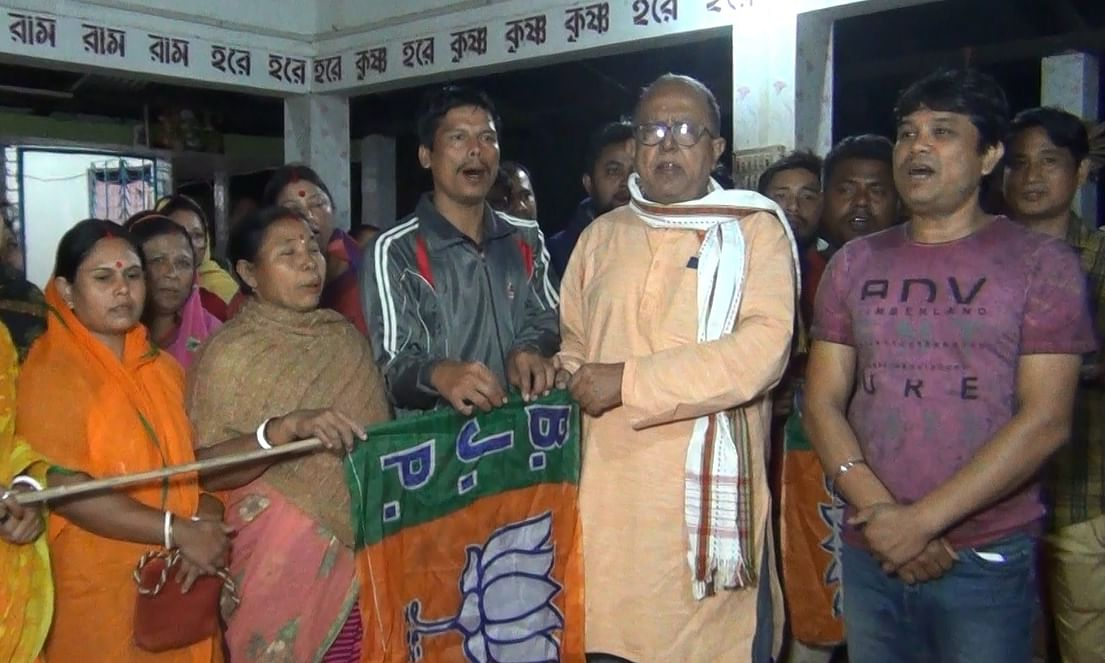 Left is not right in Tripura? 200 CPI-M supporters join BJP