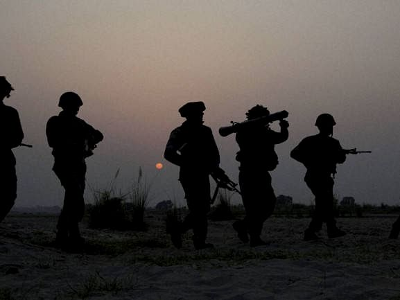 Army retreats from Mizoram's Lawngtlai after 'military exercise'