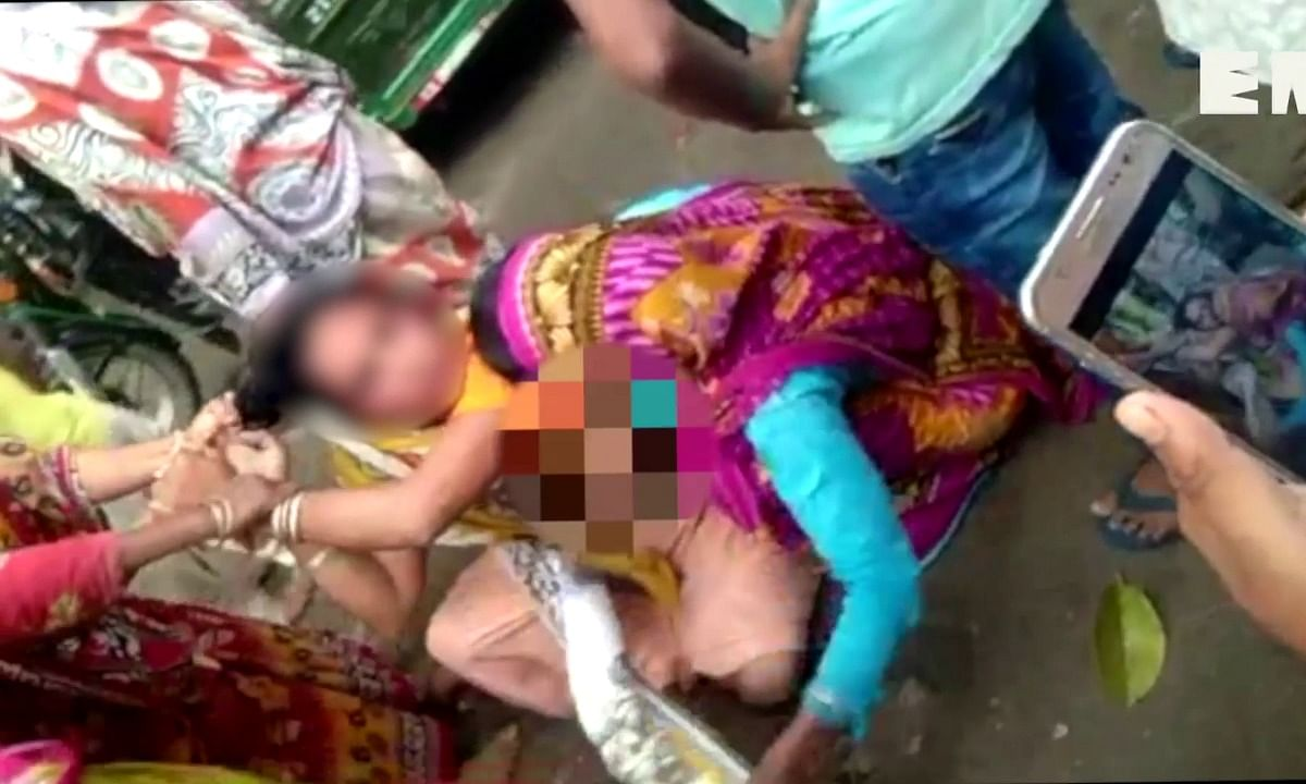 Assam: Woman beaten after she filed case against child marriage