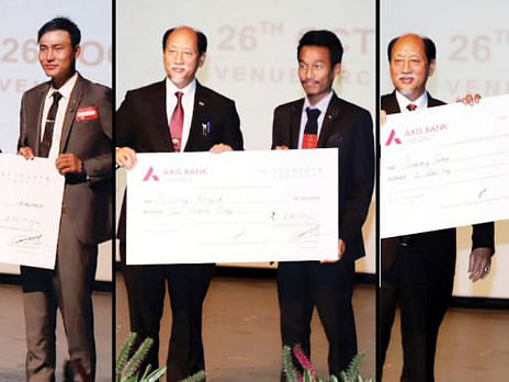 Nagaland: 3 youths receive innovation awards