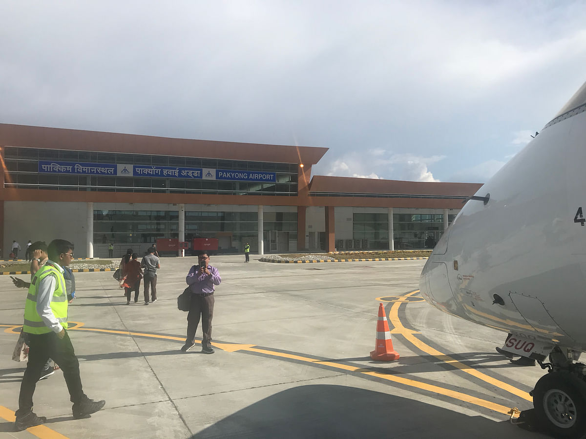 Sikkim: Pakyong Airport likely to resume flight services by Oct 27