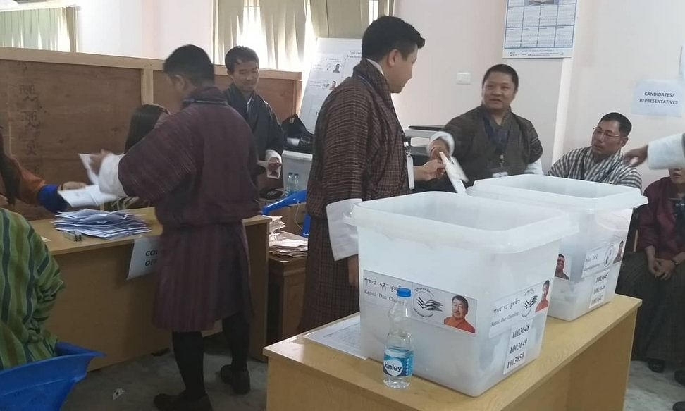 Bhutan goes to polls for third national assembly