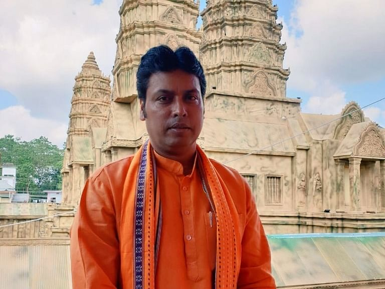 Mughals planned to destroy state's culture with bombs: Tripura CM