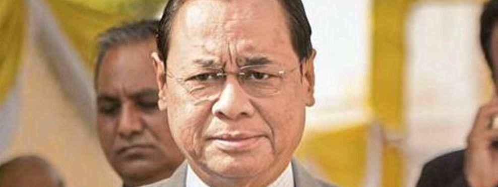 Justice Ranjan Gogoi sworn in as CJI