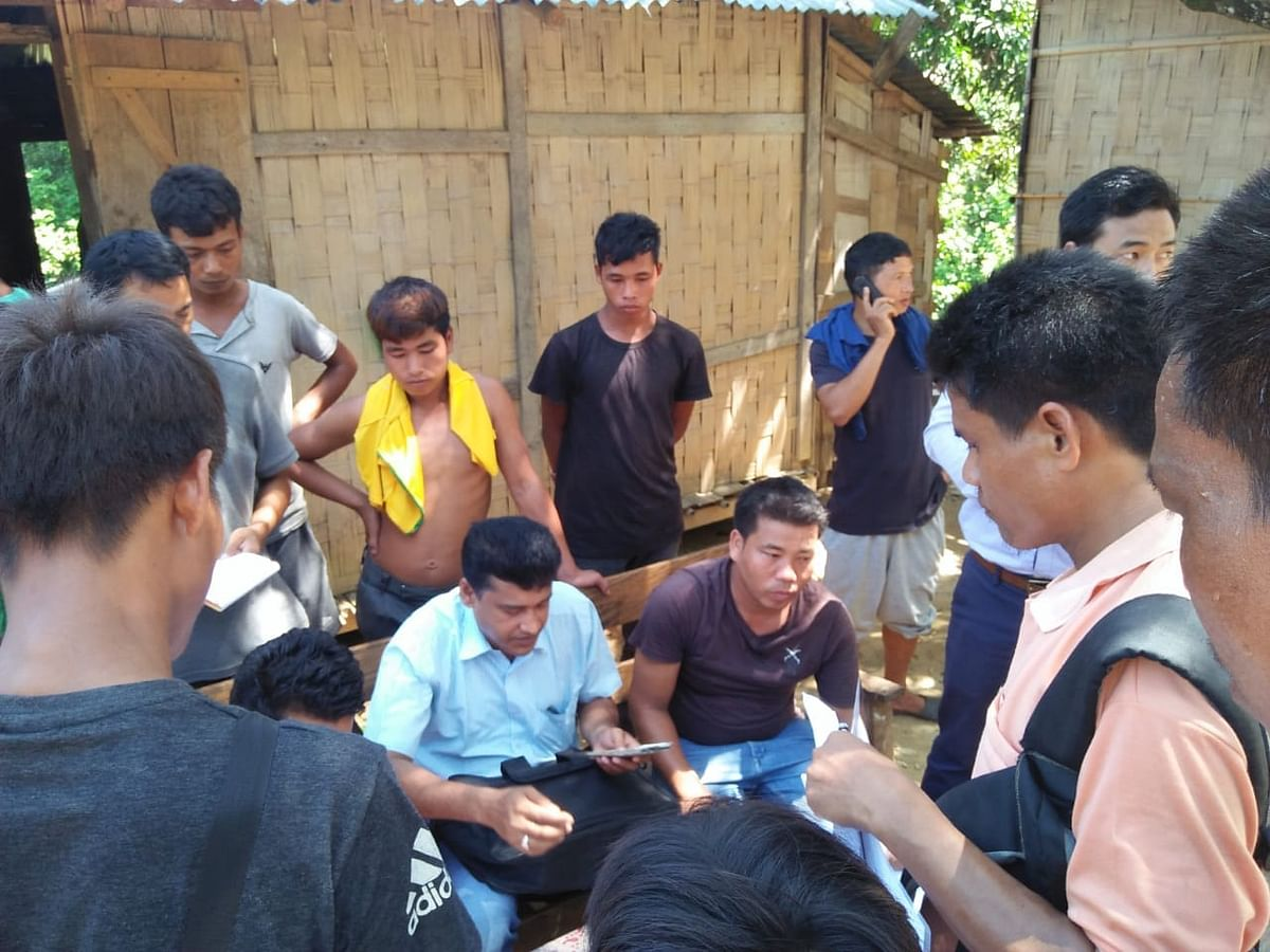 60.26% people, including 11,000 Brus in Mizoram voter list