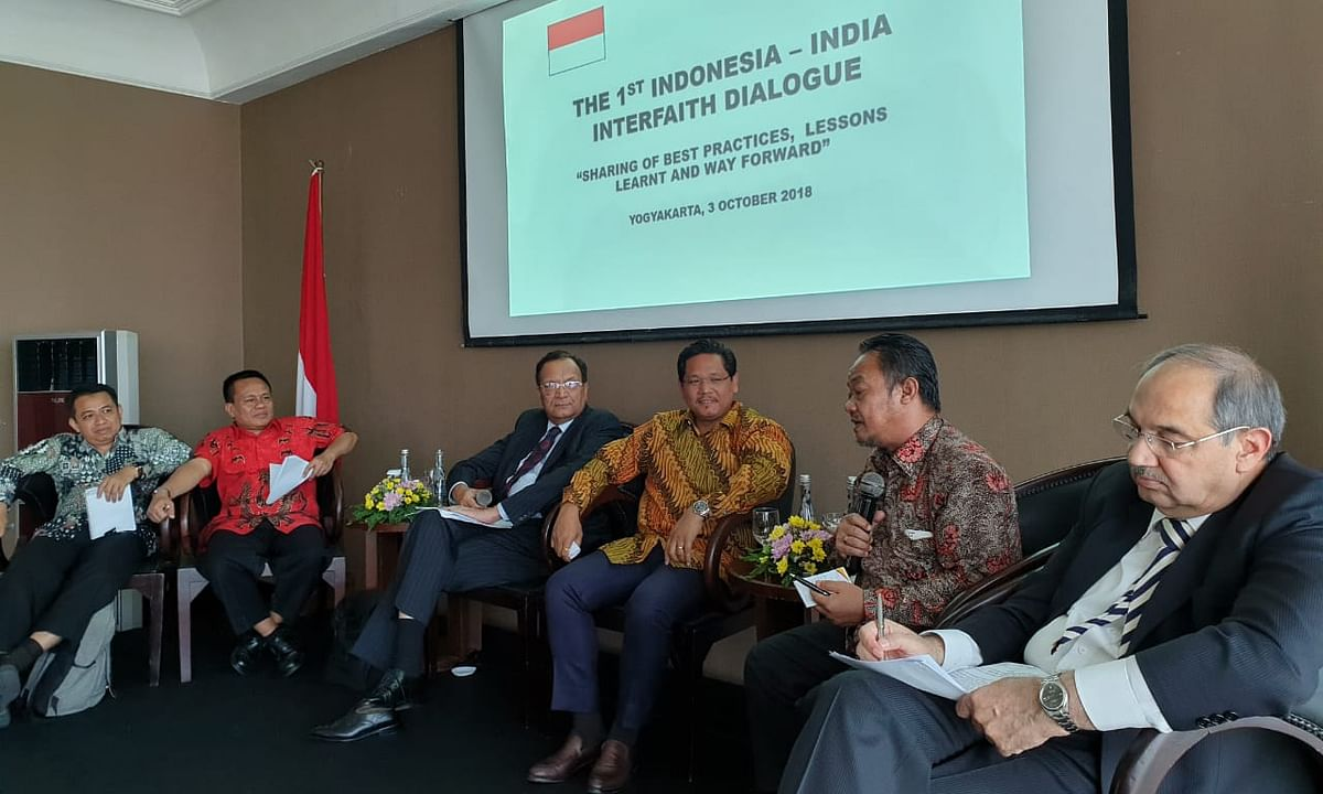 Meghalaya CM Conrad Sangma attends first Indonesia – India Interfaith Dialogue