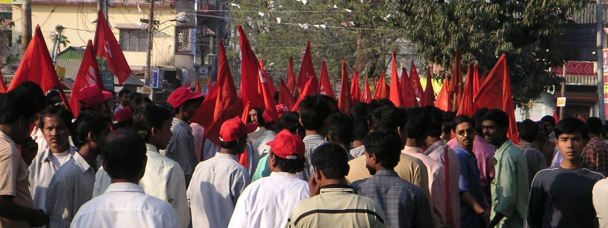 The Left Front said that its supporters will stage a sit-in protest rally in Agartala on July 18