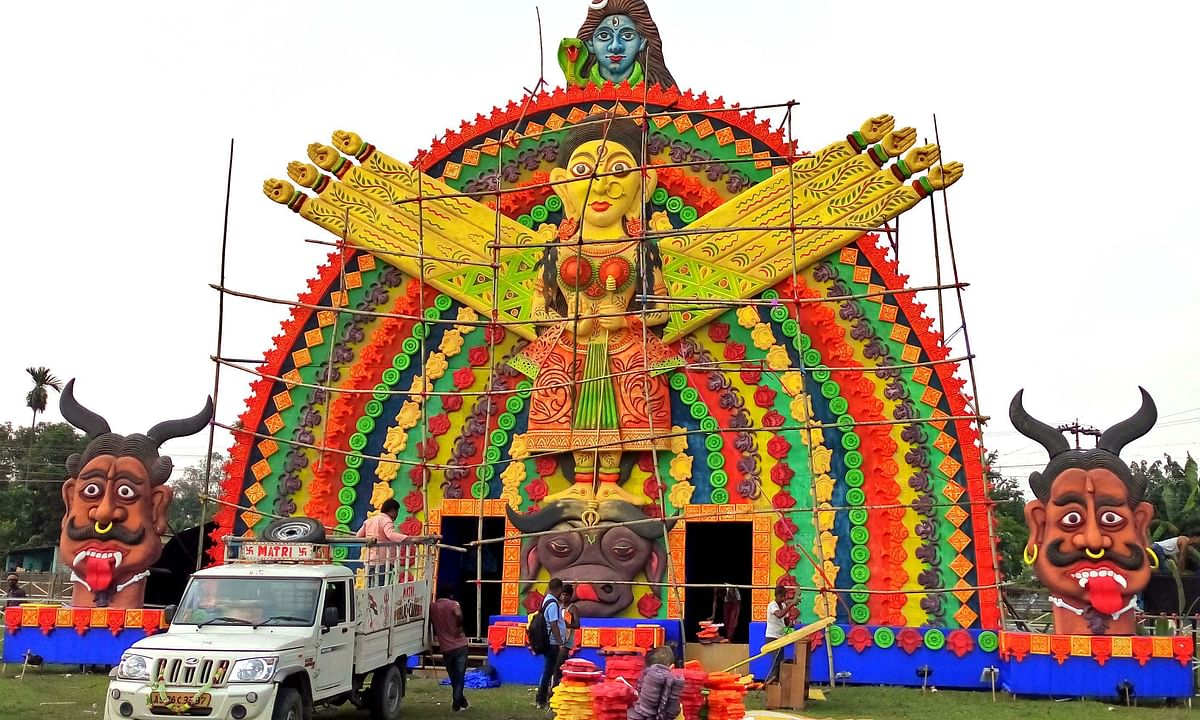 7 unique puja pandals to watch out for in NE this year