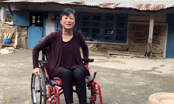This Naga disability rights activist finally sees a ray of hope
