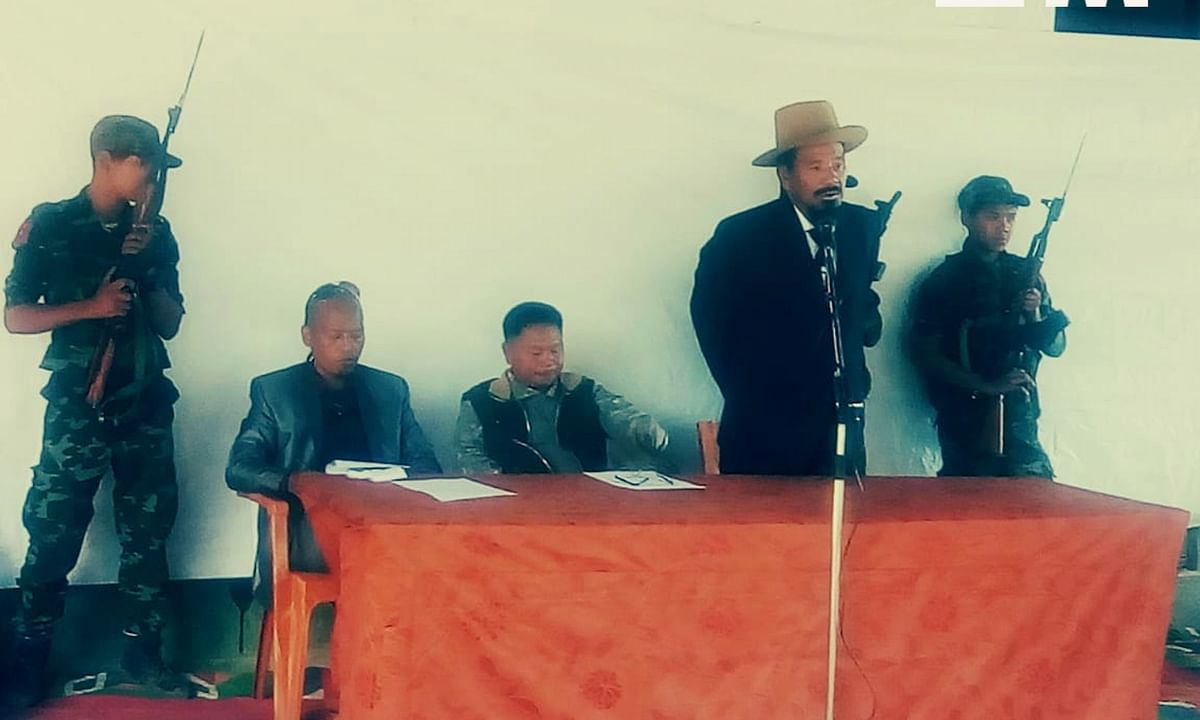 Why was 'impeached' NSCN-K chairman Konyak in Nagaland recently?