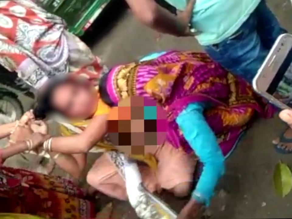 Assam woman, who was tortured & stripped, now faces death threats