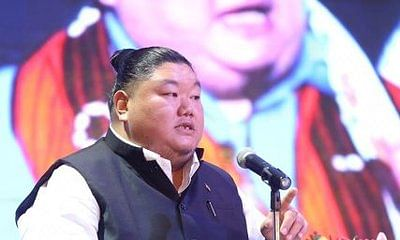 Fraud charges against Nagaland BJP chief: Parties demand inquiry