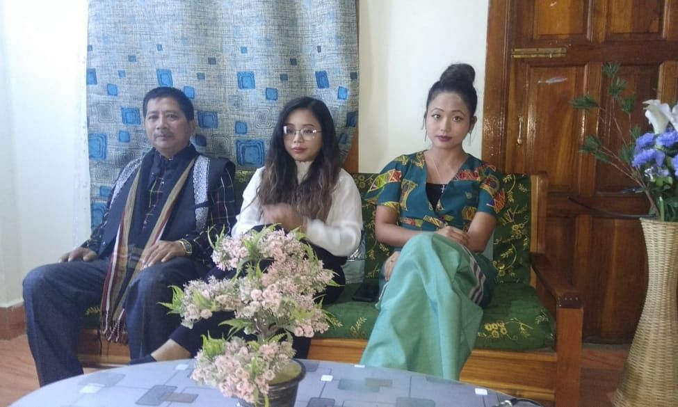 This UK-based Mizo family returned to contest polls on divine call