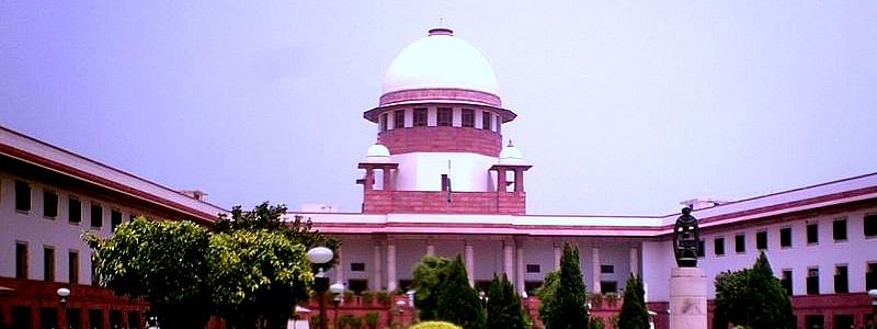 Supreme Court asked the Centre to file the response by the second week of January