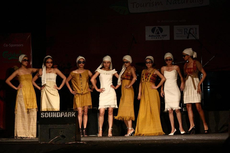 Fashion shows will also be organised during the event