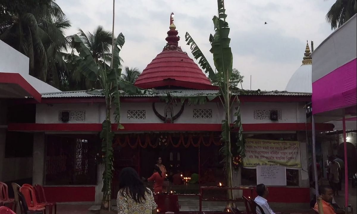 This 974-yr-old puja celebration is perhaps Guwahati's oldest