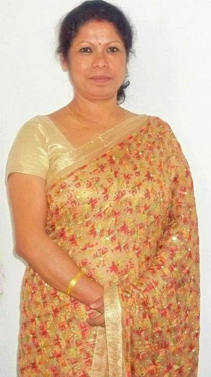 Journalist Sabita Lahkar was allegedly subjected to sexual harassment for the first time by Homen Borgohain in 2000