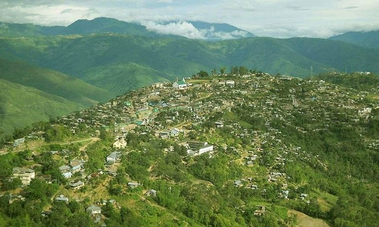 Nagaland's lone 'aspirational dist' is also among least improved