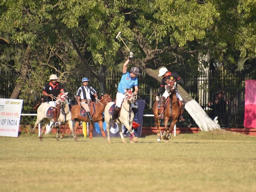 Manipur: International polo championship comes to an end