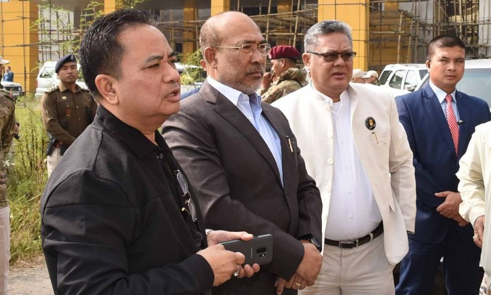 Manipur: Work for welfare of people or resign, CM tells ministers
