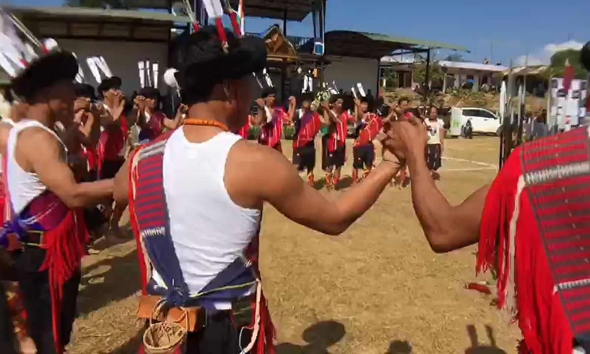 Nagaland: How Thuwuni fest is preserving Nagas' cultural identity