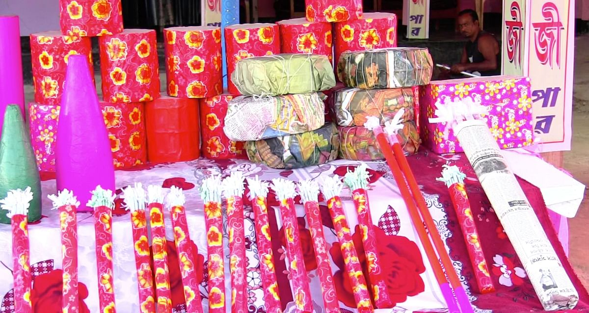 Use and sale of firecrackers has banned during the festival across Imphal West district