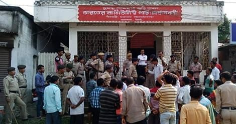 Tripura: BJP workers attack, threaten MP at CPI-M meet
