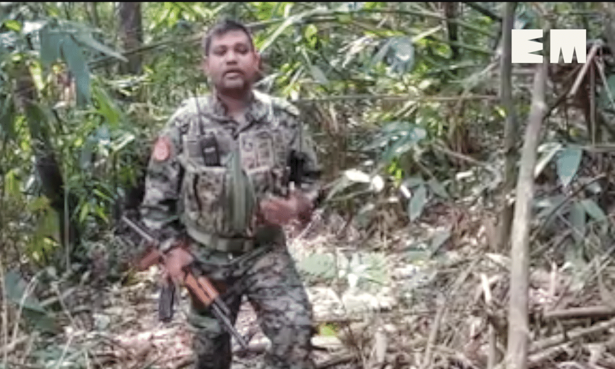 Assam: Another youth joins ULFA-I, this time a software engineer