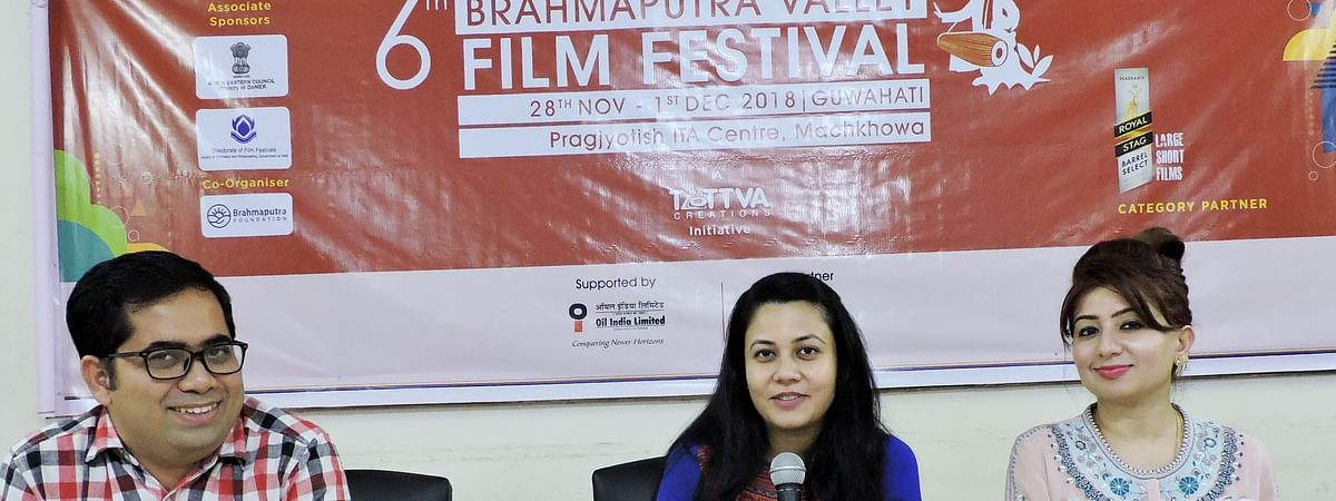 The sixth edition of the Brahmaputra Valley Film Festival (BVFF) is all set to begin from November 28