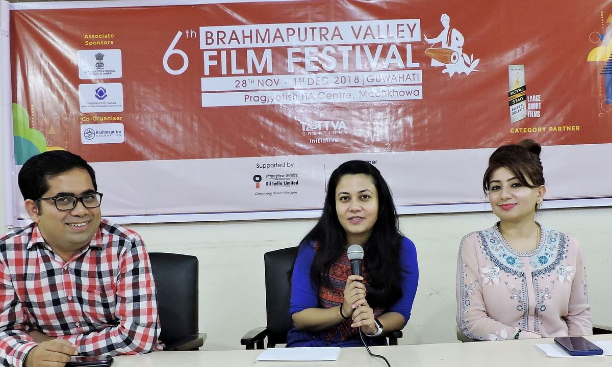 Guwahati all set to host 6th  Brahmaputra Valley Film Festival