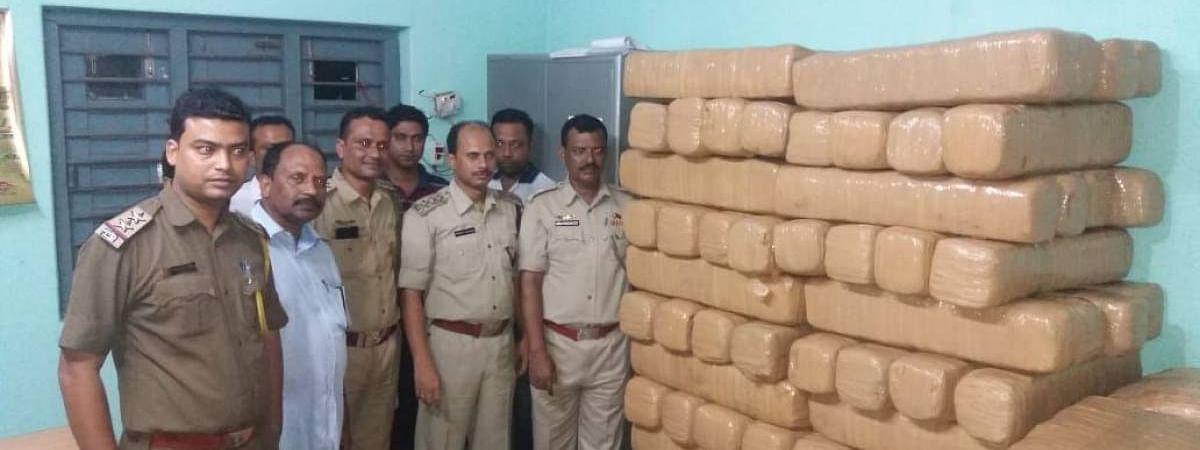 Churaibari has become a drug-smuggling hub with huge amounts of contraband being transported through the region on a regular basis
