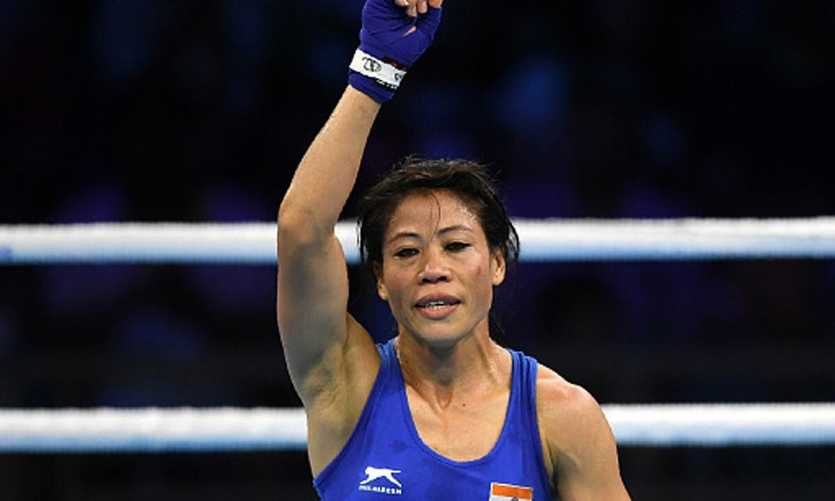 Mary Kom wins record 6th gold at Women's World Championships