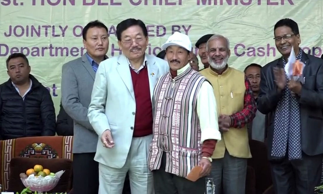 Sikkim CM Pawan Chamling confident of record 6th consecutive term