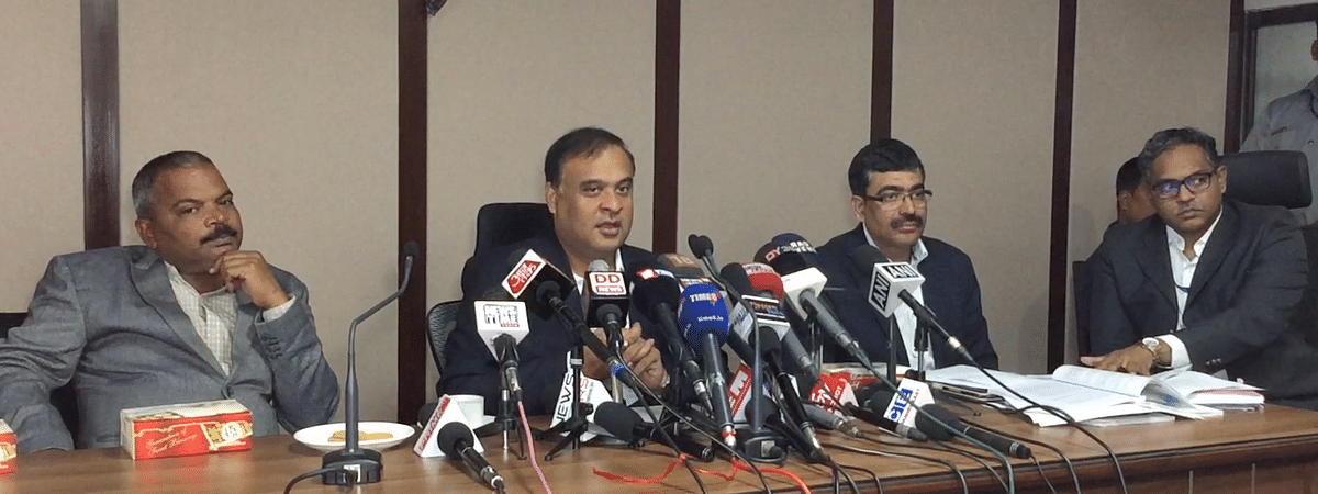 Assam health minister Himanta Biswa Sarma announced three medical colleges in Assam