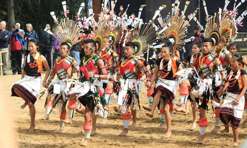 Nagaland all set to host 20 years of Hornbill Festival