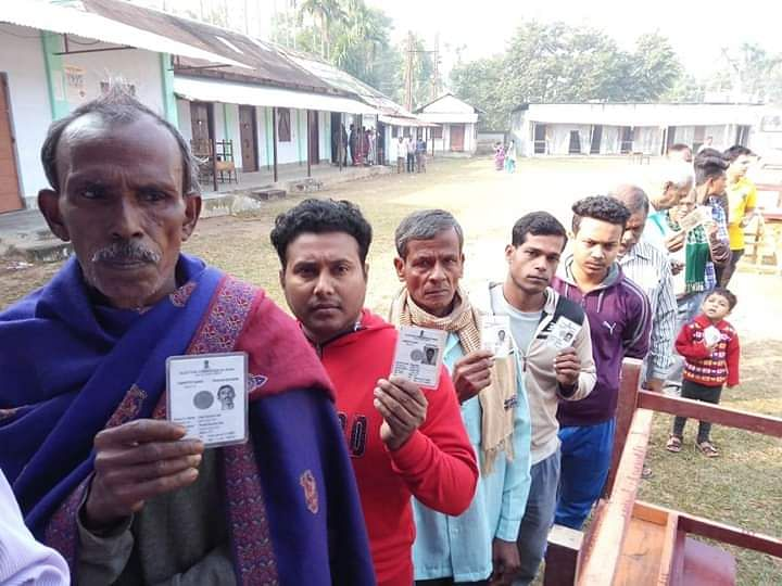 Tripura BJP wins 86% of seats uncontested in civic body polls