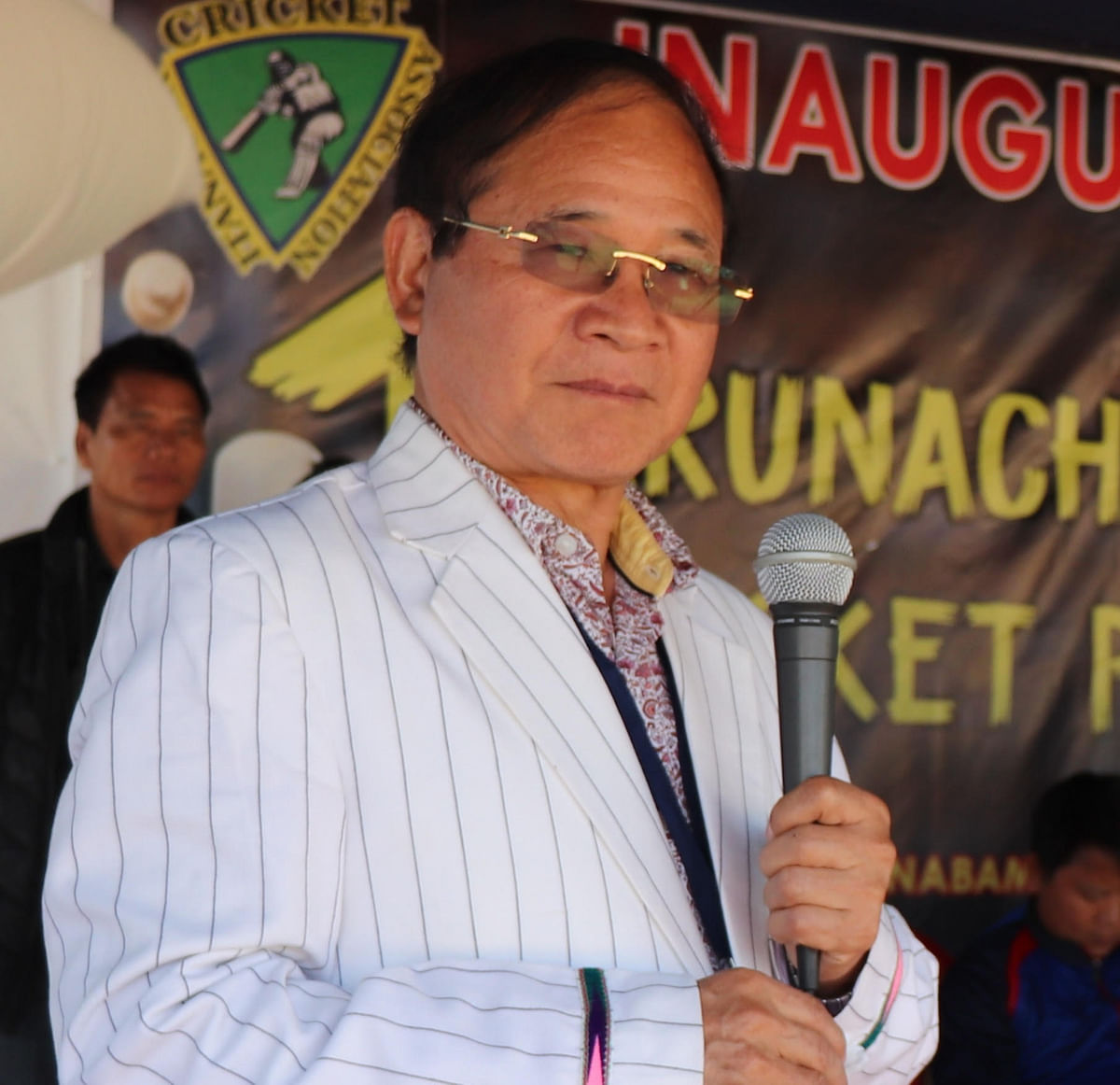 Former Arunachal Pradesh chief minister and Congress MLA Nabam Tuki