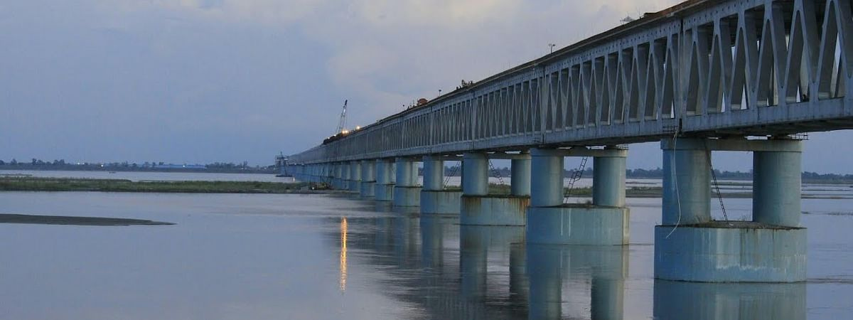 Bogibeel Bridge, the longest road-cum-rail bridge in India