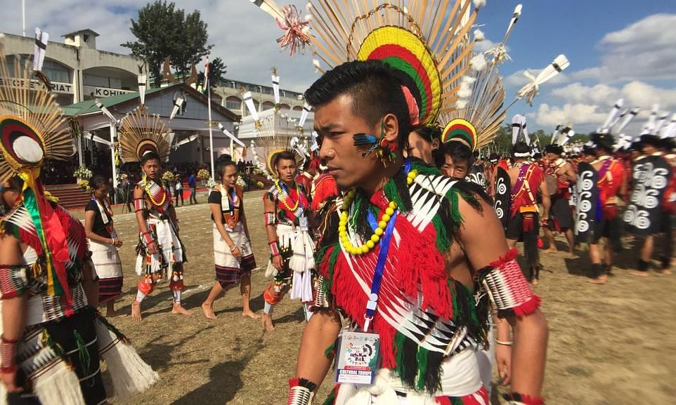 On this day, 55 years ago, Nagaland was born