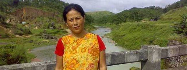 Agnes Kharshiing came under attack of miscreants when she was reportedly taking photographs of some coal dumping grounds