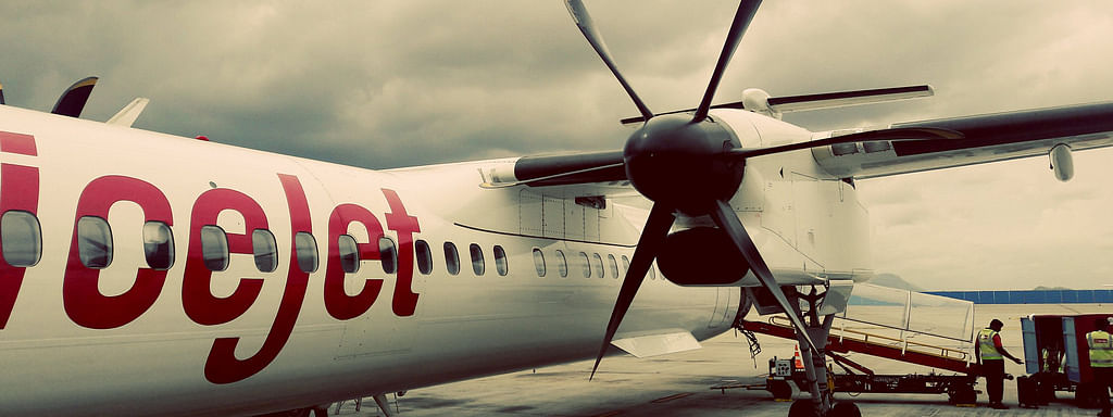 SpiceJet to commence flights on the Kolkata-Lilabari route from January 15 next year