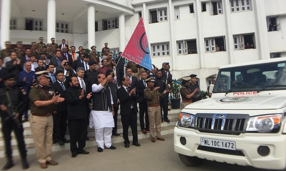 Nagaland gets emergency response system, a first of its kind in NE