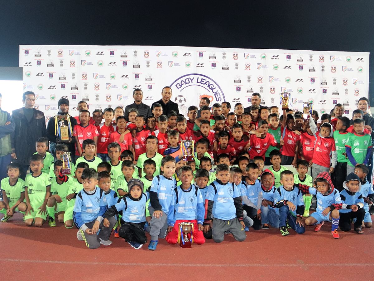 Meghalaya Baby League concludes on a promising note