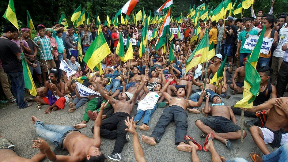 Tripura: IPFT calls for 24-hour bandh in tribal areas on October 15